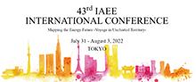 44th IAEE INTERNATIONAL CONFERENCE
